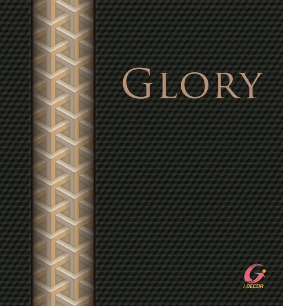 "New catalog ""GLORY"" launched!"
