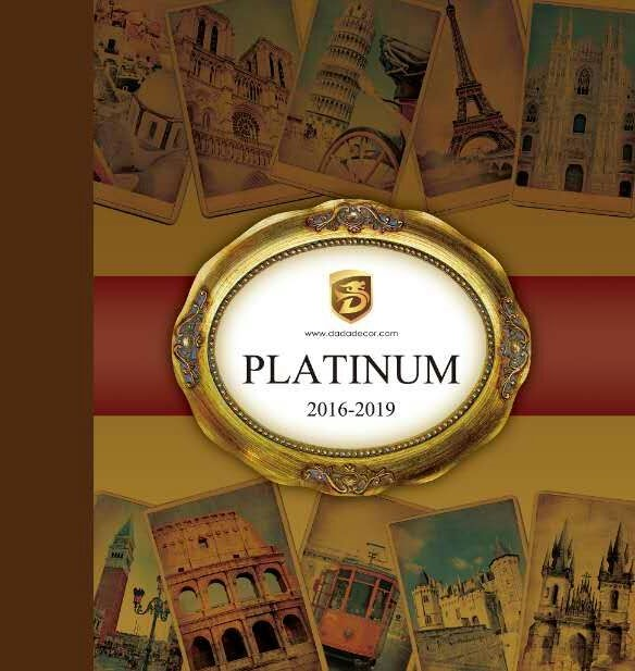 "New catalog ""Platinum"" launched!"