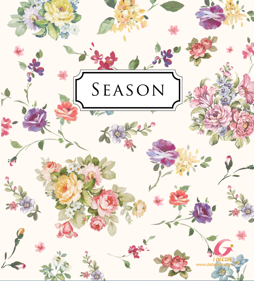 "Pattern NO.53400 ""Season catalog"""